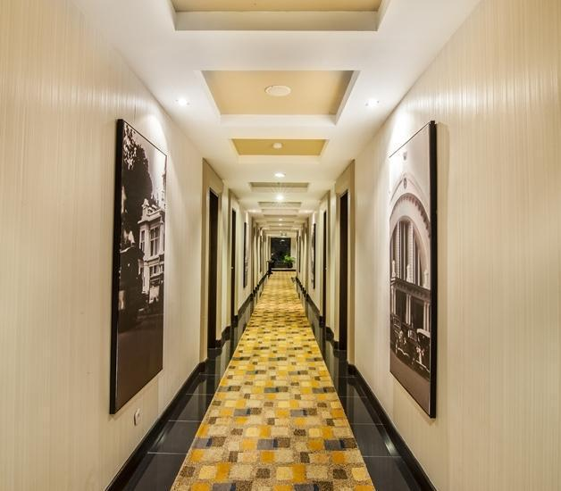 The Mirah Hotel Bogor - Corridor
