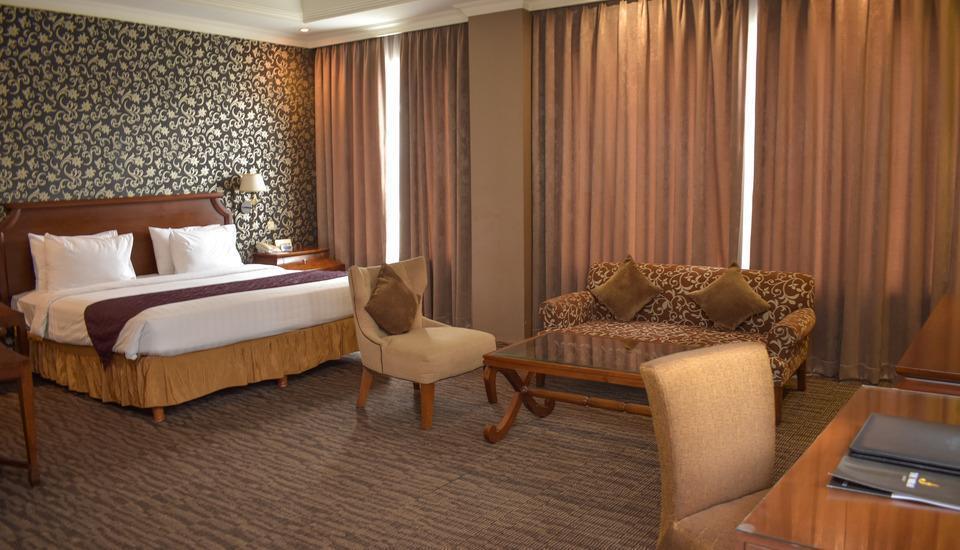 The Mirah Hotel Bogor - Kamar Suite