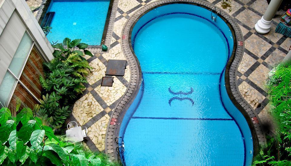 The Mirah Hotel Bogor - Kolam Renang