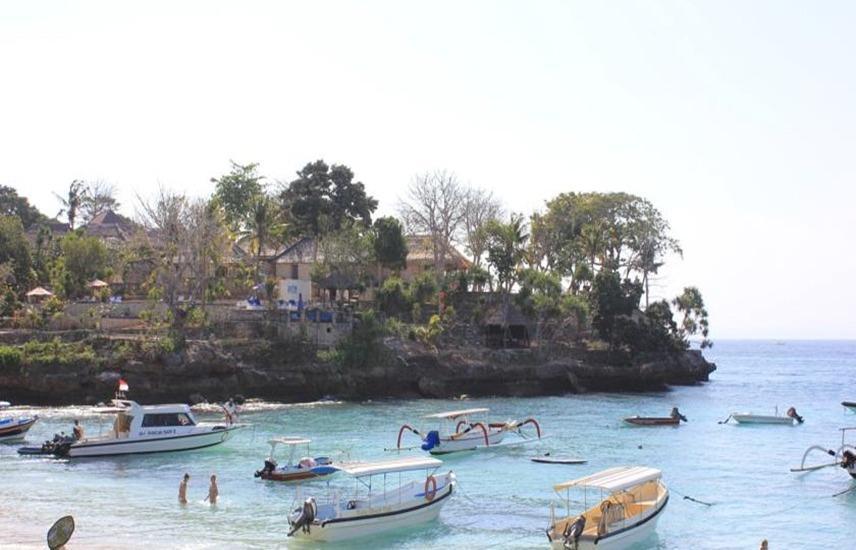 The Cozy Villas Lembongan Bali - Pantai