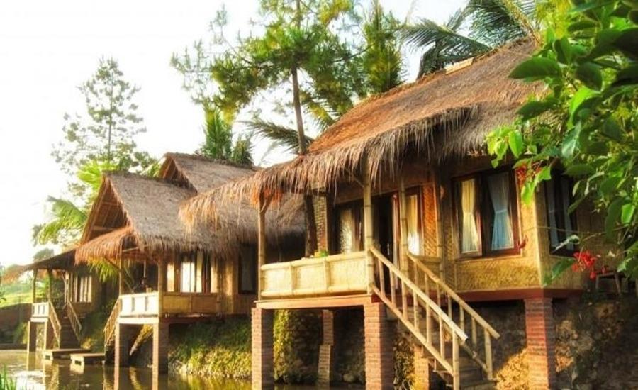 Resort Alamanda Garut - Eksterior