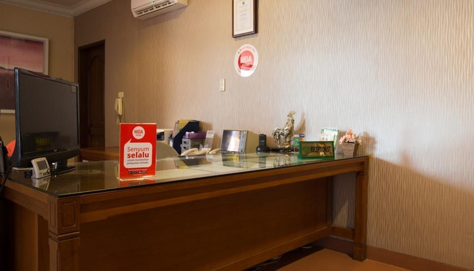 NIDA Rooms Kemang Selatan 125 Mampang - Resepsionis