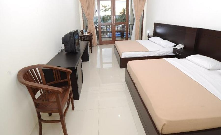 Surya Kencana Seaside Hotel Pangandaran - Junior Suite Room Regular Plan
