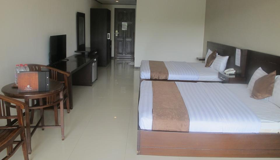 Surya Kencana Seaside Hotel Pangandaran - Junior Suite Room