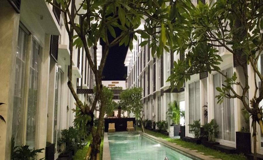 The Alea Hotel Seminyak - Kolam Renang