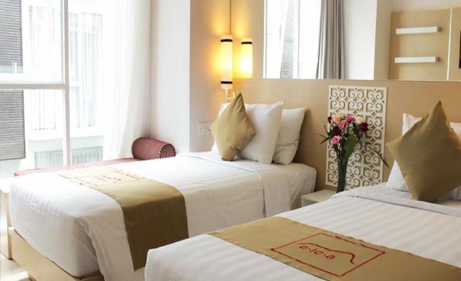 The Alea Hotel Seminyak - Kamar tamu