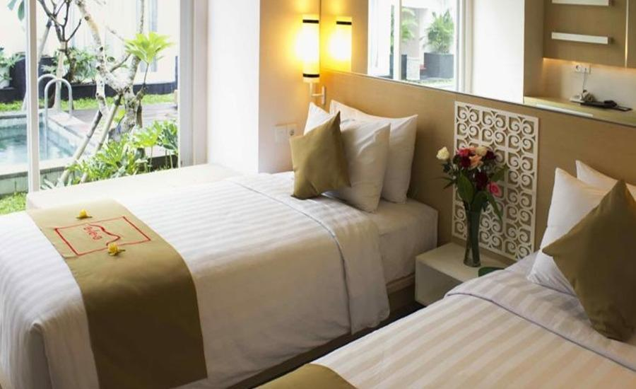 The Alea Hotel Seminyak - Deluxe Pool Access Room Only Deluxe Pool Access - Last Minute Deal