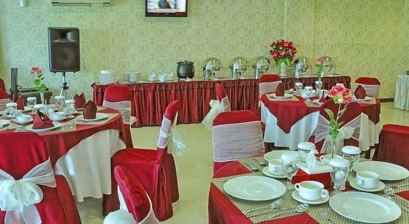 Hotel Braja Mustika Bogor - Restaurant