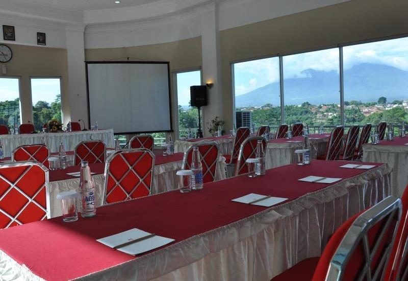 Hotel Braja Mustika Bogor - Meeting Room