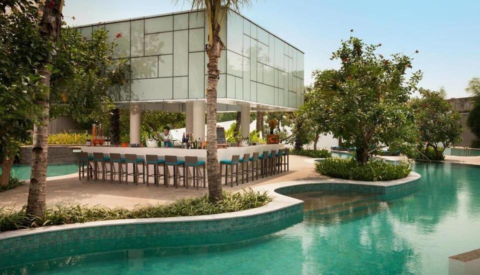 DoubleTree by Hilton Jakarta -  Diponegoro - Kolam Renang