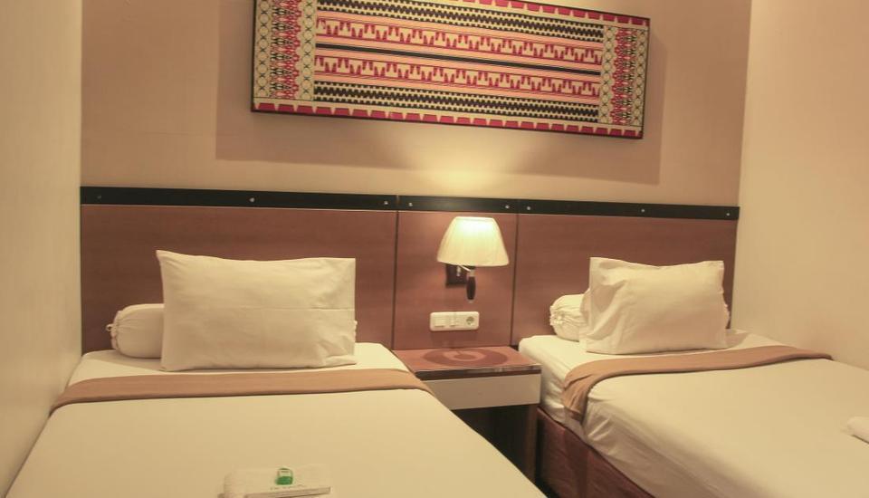 De Green City Hotel Bandar Lampung - Deluxe Room Regular Plan