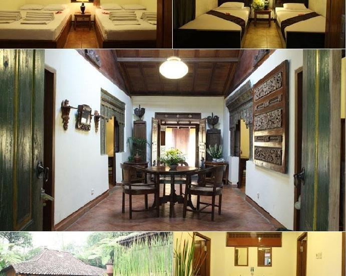 KALIANDRA Eco Resort & Organic Farm Pasuruan - 4 Bedrooms Cottage Regular Plan