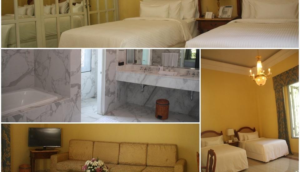 KALIANDRA Eco Resort & Organic Farm Pasuruan - Spa Superior Room Regular Plan