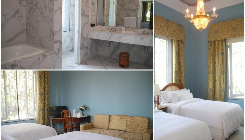 KALIANDRA Eco Resort & Organic Farm Pasuruan - Spa Deluxe Room GRATIS ENZYME & MASSAGE