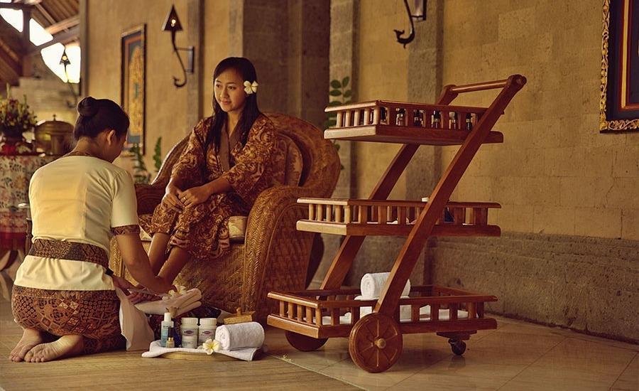 Puri Wulandari Ubud - Pelayanan Spa