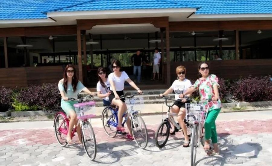 Pelangi Lake Resort Belitung - Eksterior