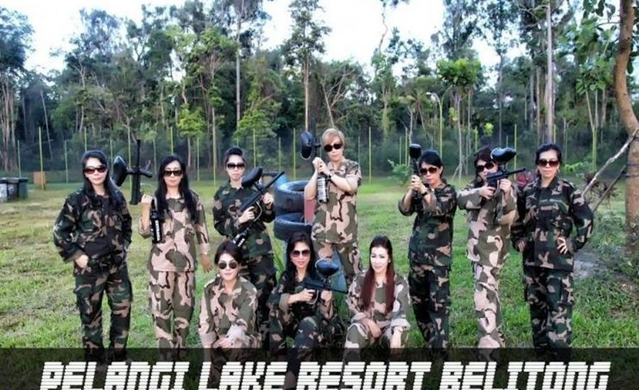 Pelangi Lake Resort Belitung - Sekeliling