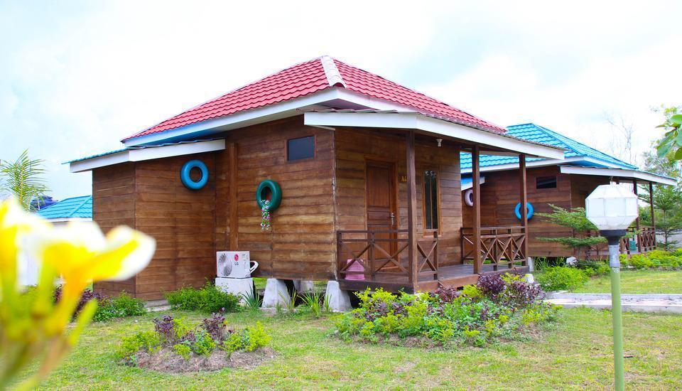 Pelangi Lake Resort Belitung - Penampilan Cottage