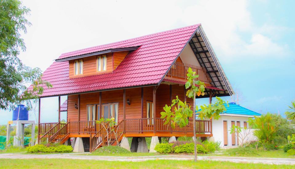 Pelangi Lake Resort Belitung - Rumah Nias Minimum Stay 3 Night Promo!!