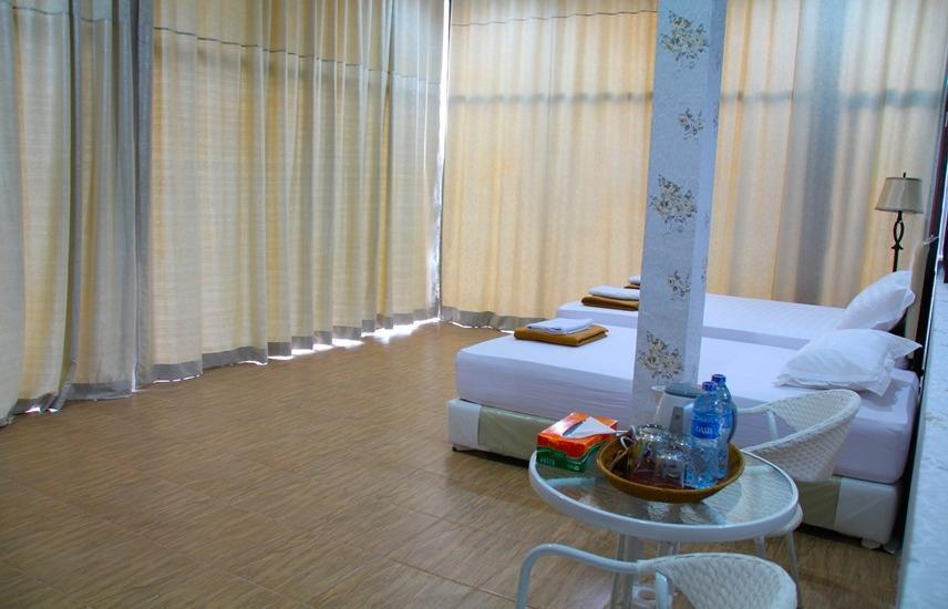Pelangi Lake Resort Belitung - Super Deluxe Room Regular Plan