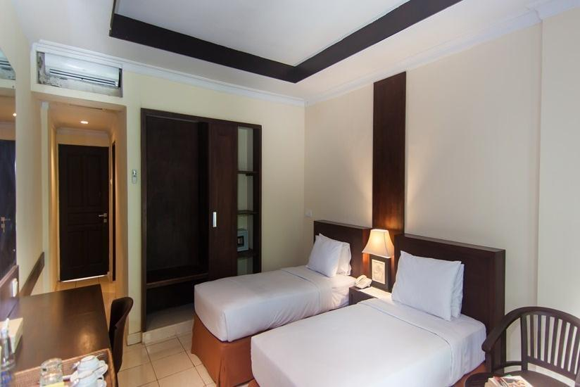 Champlung Mas Bali - Deluxe  Room Breakfast Promo 30% OFF