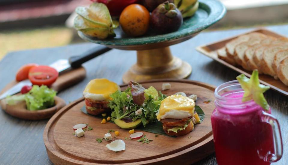 Royal Samaja Villa Bali - Meal