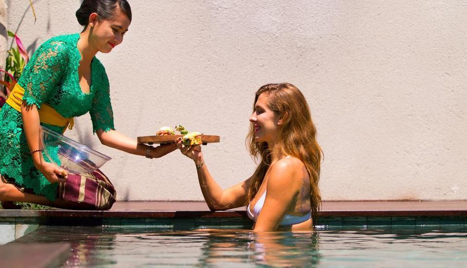 Royal Samaja Villa Bali - Outdoor Pool