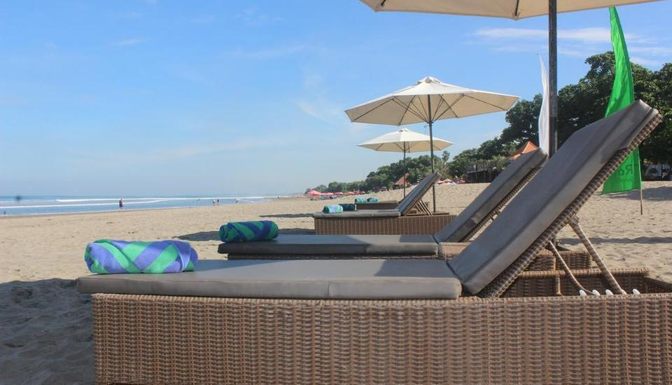 Royal Samaja Villa Bali - Beach
