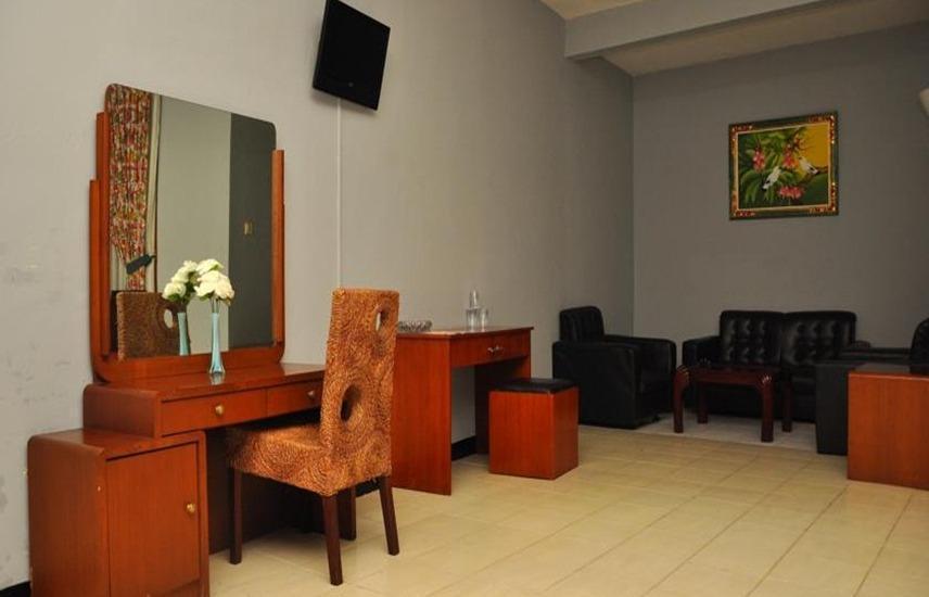 Hotel Amanah Benua Cirebon - Interior