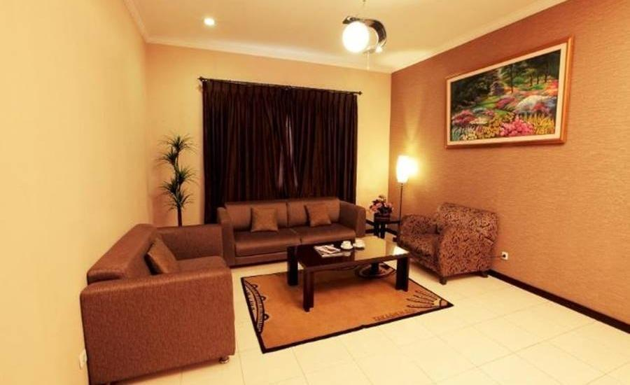 Takashimaya Hotel & Convention Bandung - Ruang tamu