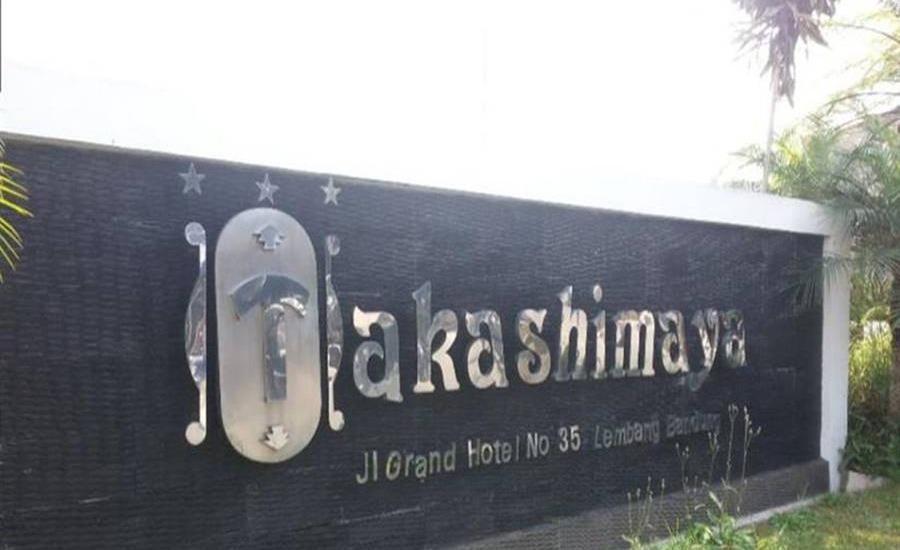 Takashimaya Hotel & Convention Bandung - Tampilan Luar Hotel