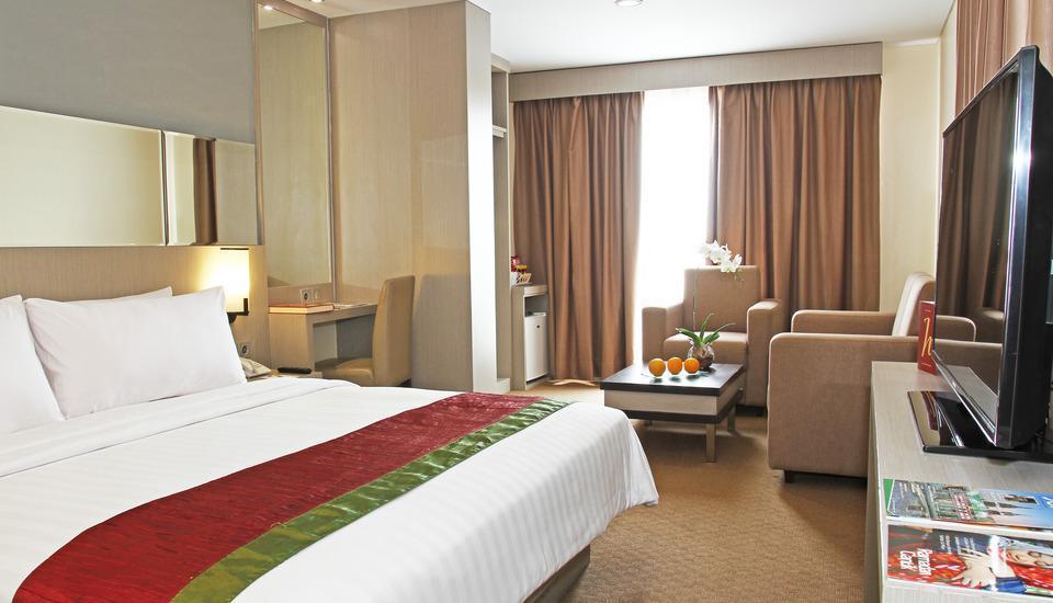 Siti Hotel Tangerang - Junior suite single