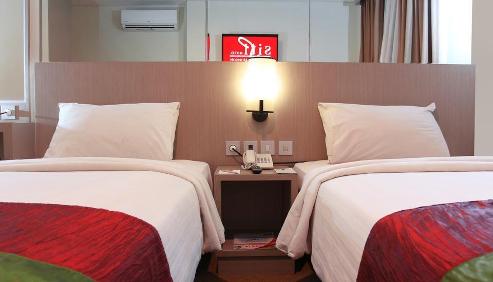 Siti Hotel by Horison Tangerang - Deluxe Twin Room