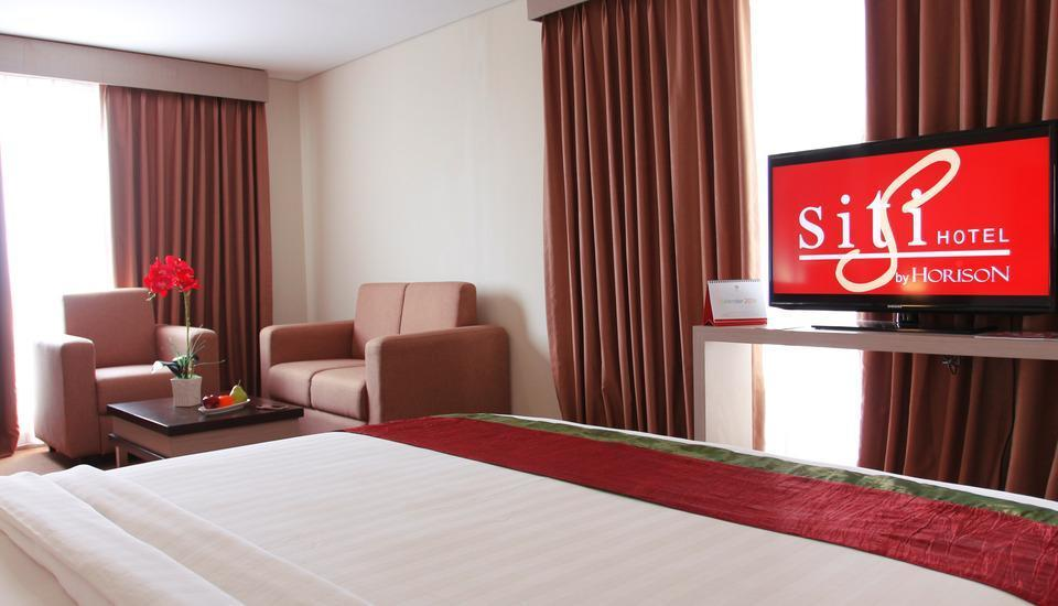 Siti Hotel by Horison Tangerang - Junior Suite Room