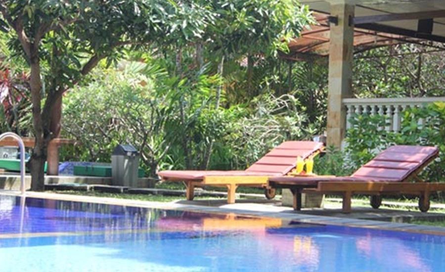 Hotel Puri Nusantara Bali - Kolam Renang