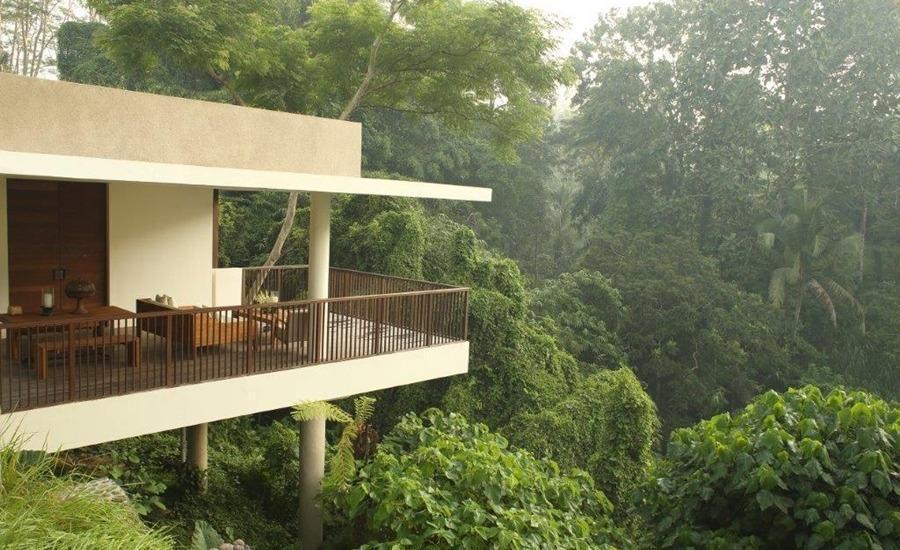 Alila Ubud Hotel Bali - Terrace Tree Villa Exterior