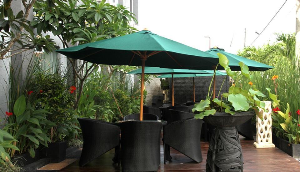 Shunda Hotel Bali - Coffee Shop