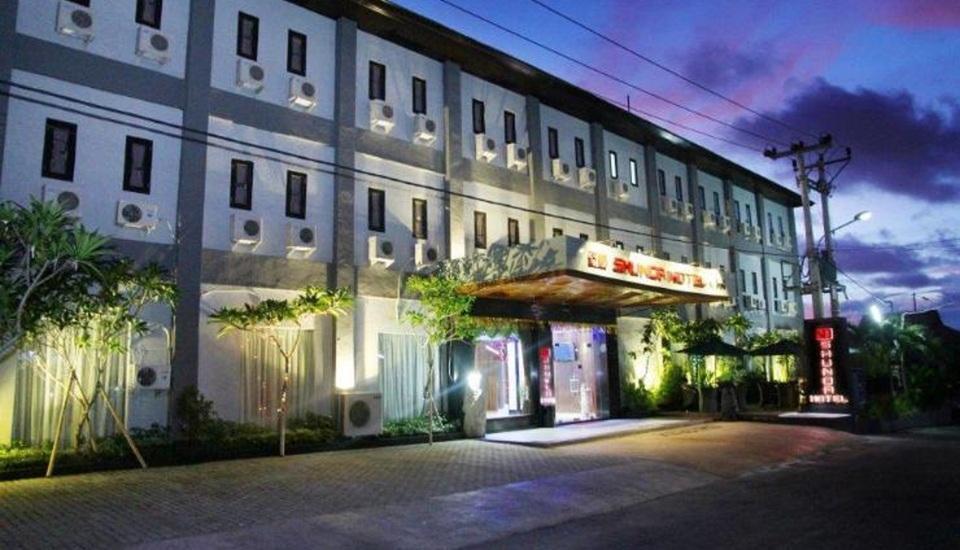 Shunda Hotel Bali - Exterior