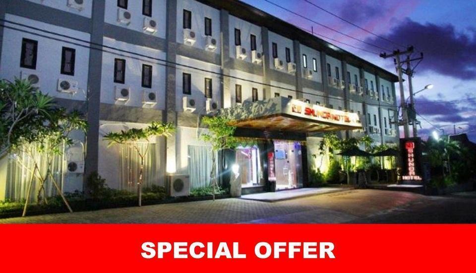 Shunda Hotel Bali - Bangunan Hotel
