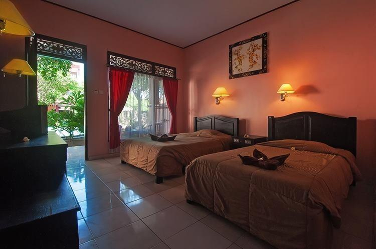 Pesona Beach Inn Bali - kamar tidur