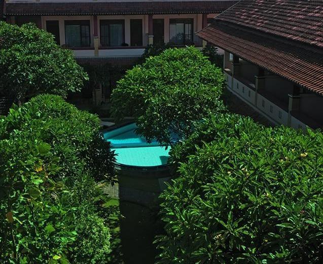 Pesona Beach Inn Bali - pemandangan