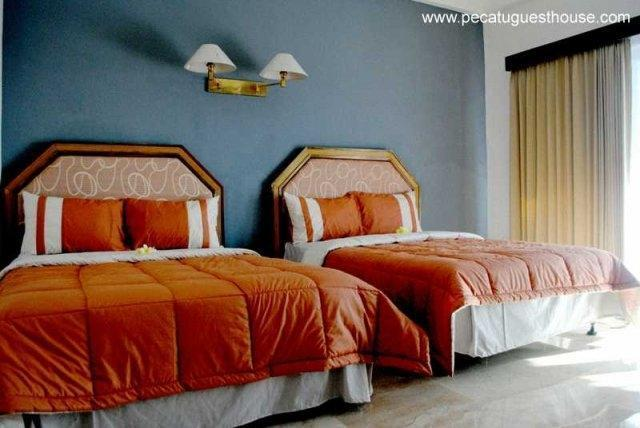 Pecatu Guest House Bali - Deluxe Sea View Room Regular Plan