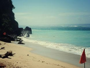 Pecatu Guest House Bali - Pantai terdekat