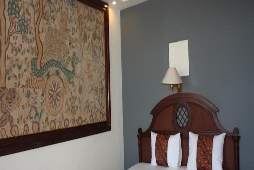 Pecatu Guest House Bali - Kamar tamu