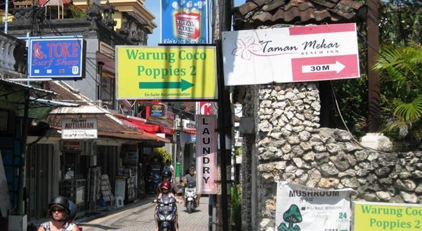 Warung Coco Poppies 2 Bali