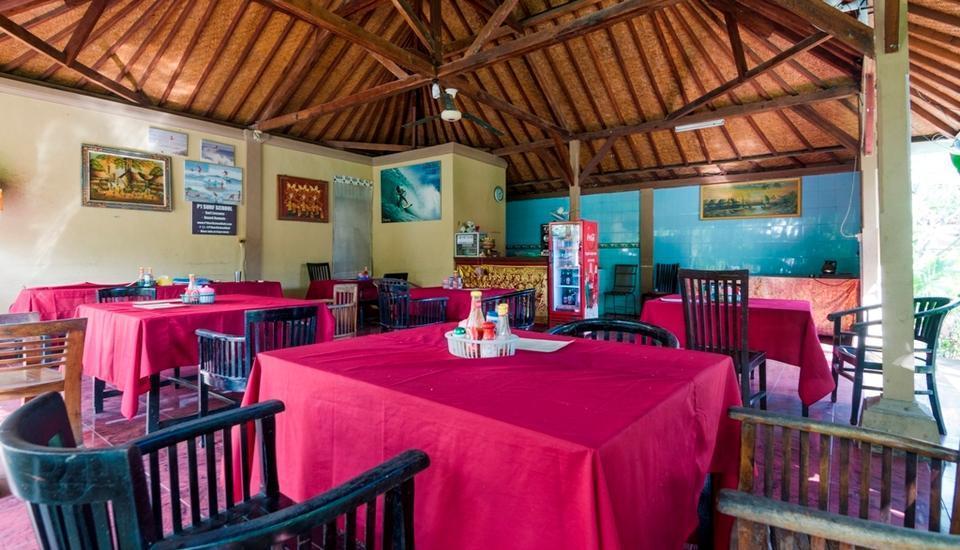 RedDoorz @Poppies Lane 1 Bali - Restaurant