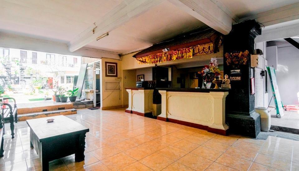 RedDoorz @Poppies Lane 1 Bali - Reception