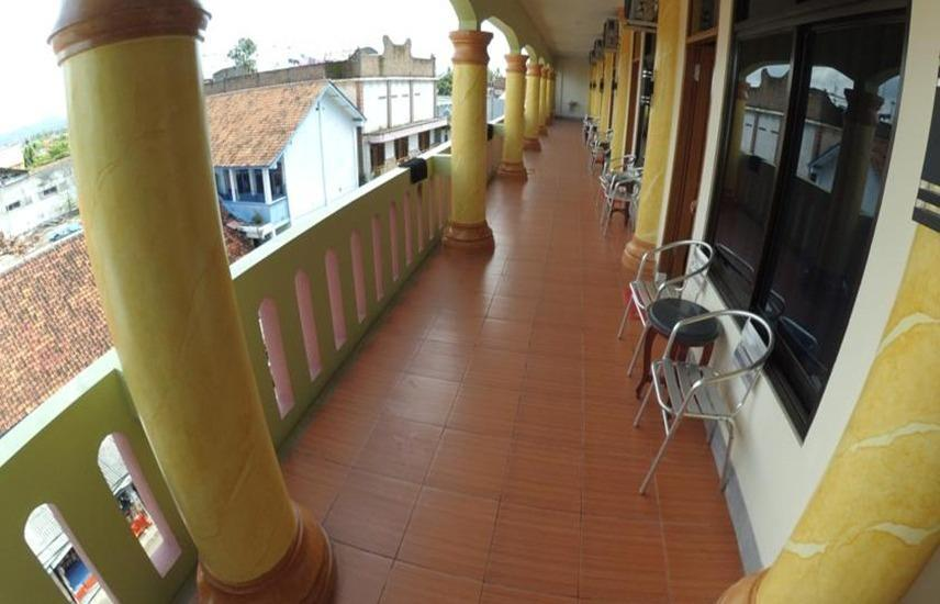Krisna Beach Hotel 2 Pangandaran by CILAS Pangandaran - Eksterior