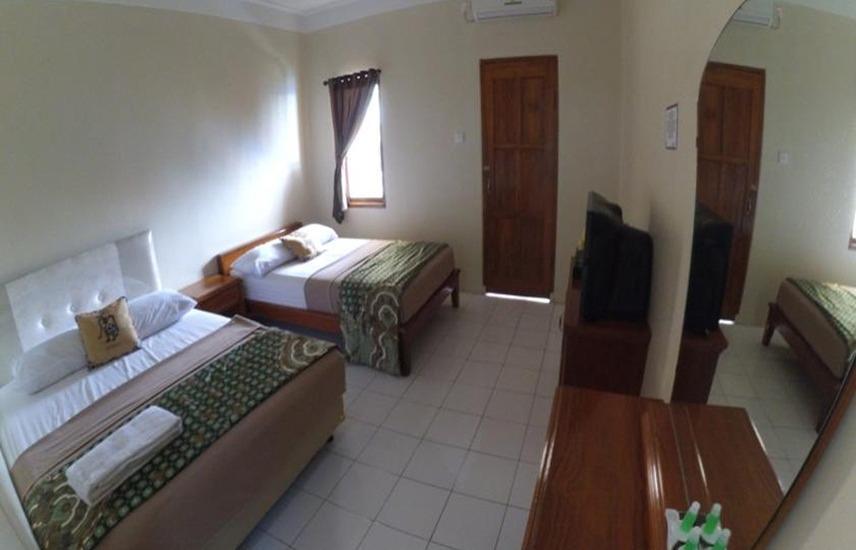 Krisna Beach Hotel 2 Pangandaran Pangandaran - Kamar