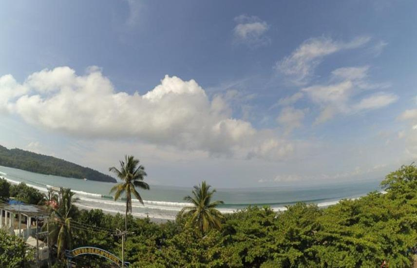 Krisna Beach Hotel 2 Pangandaran Pangandaran - Eksterior